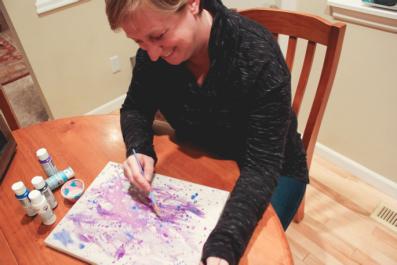womancoloring